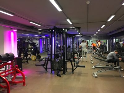 SATS Elixia øker kapasiteten med multiapparater med Life Fitness Multi Jungle.